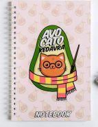 Ежедневник Avocato Kedavra, А5, 60 листов