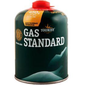 Газ всесезонный Tourist GAS STANDARD 450гр TBR-450