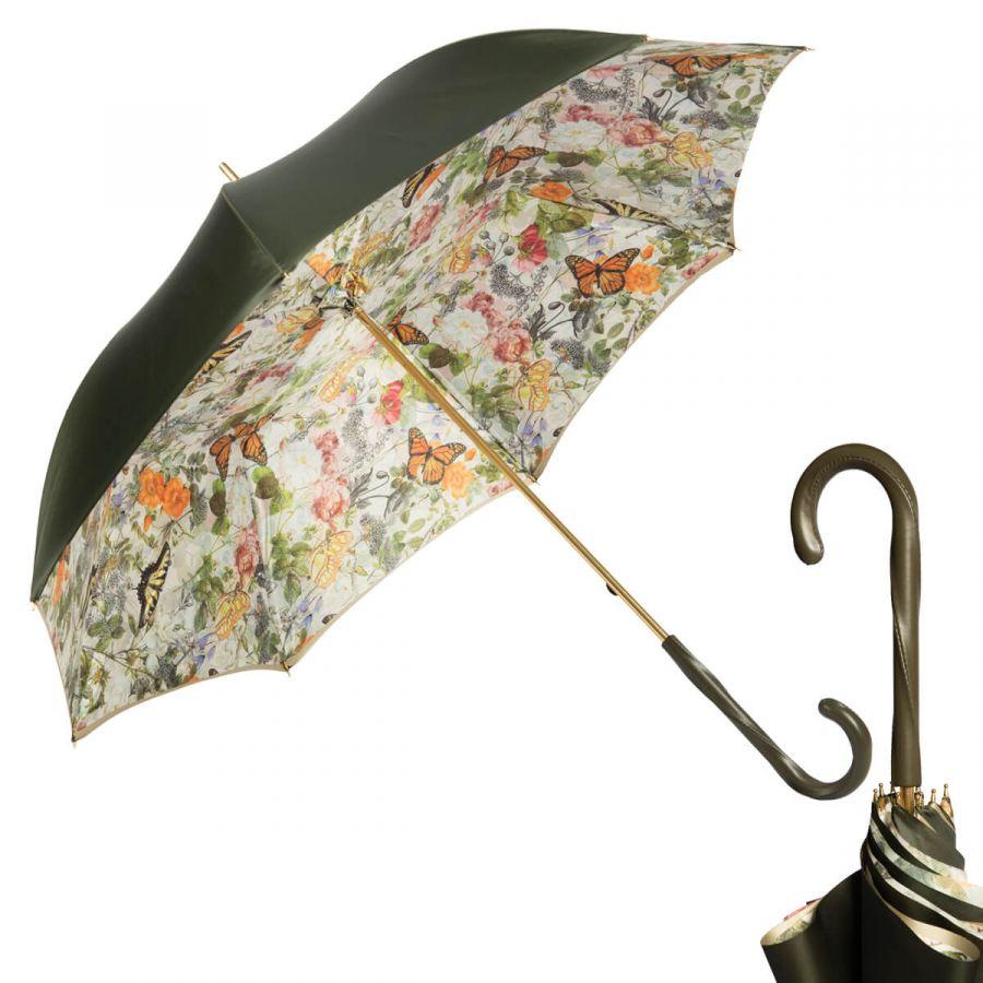 Зонт-трость Pasotti Oliva Butterfly Original