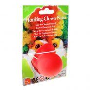Нос «Клоун» с пищалкой