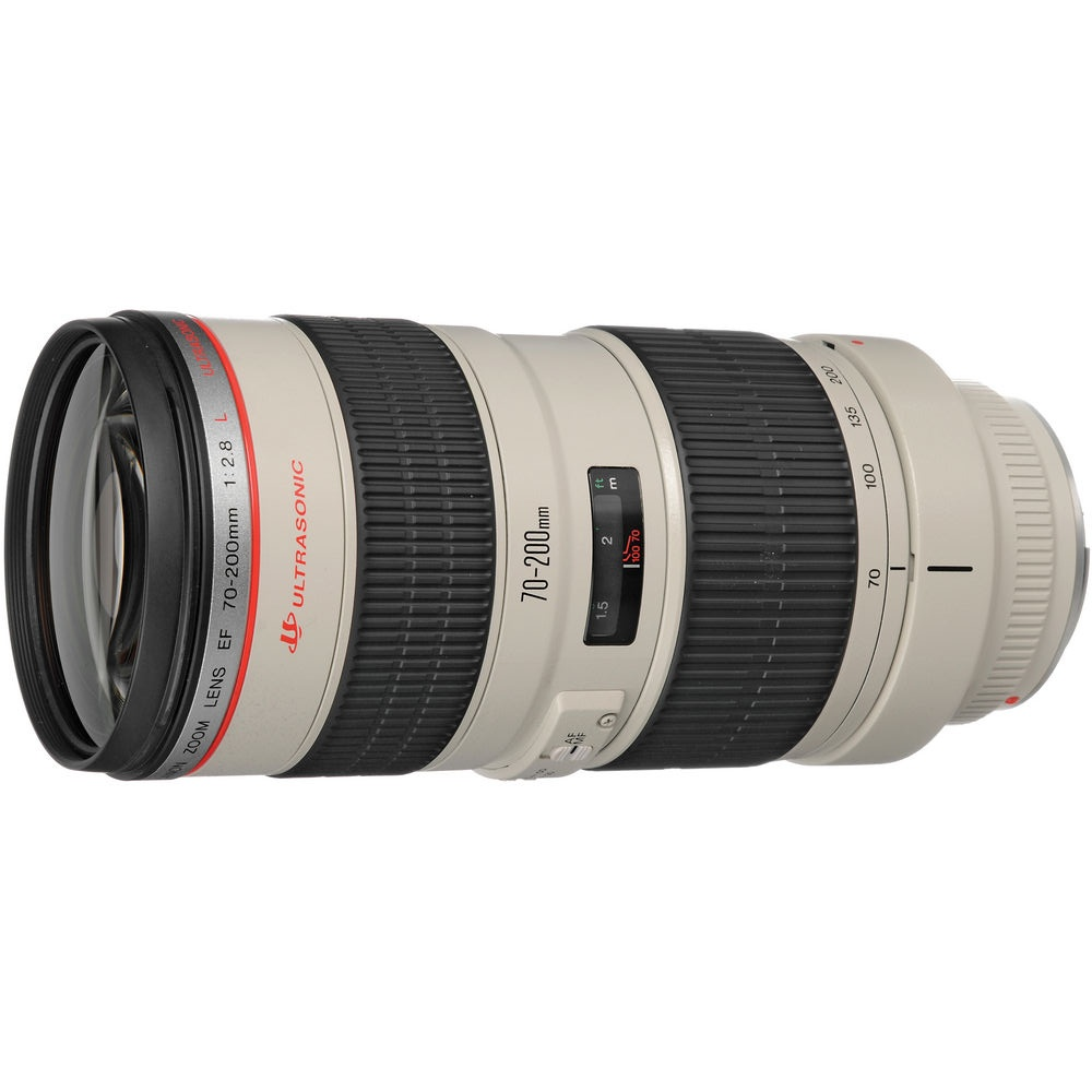 Canon EF 70-200mm f/2.8L USM( japan)
