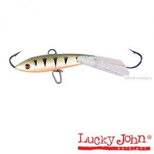 Балансир Lucky John Fin 3 + тройник / 30 мм / 5 гр  / цвет: 41