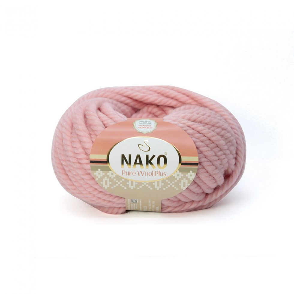 PURE WOOL PLUS Цвет № 11480