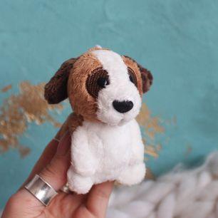 Игрушка для куклы -  Собачка NICI, 11 см