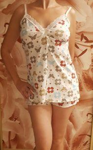 Пижама , модель 555, размеры 44_48, хлопок 100%