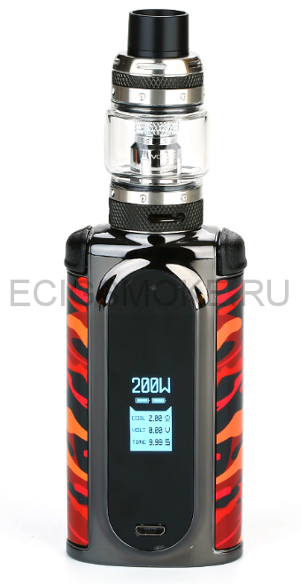 VOOPOO Vmate 200W TC Kit with UFORCE T1 набор оригинал