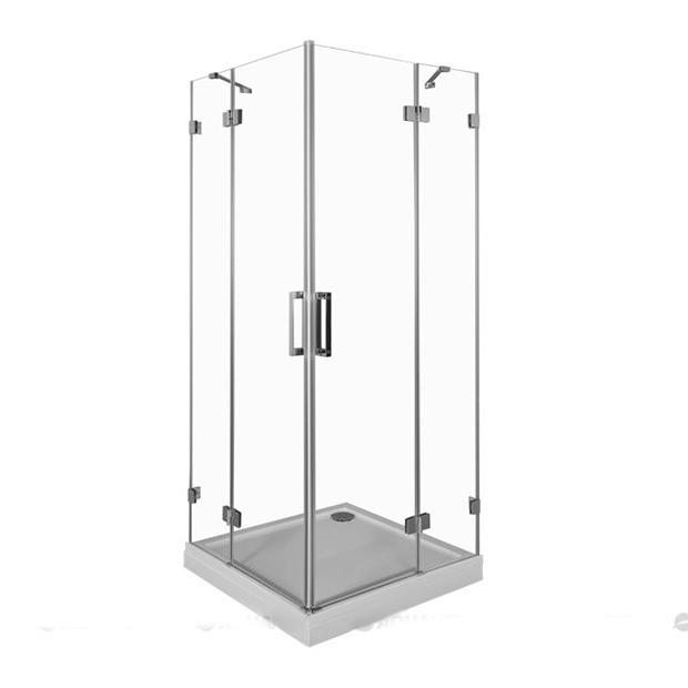 Душевой уголок Aquanet Beta Cube NWD1242 низкий поддон 100см*100см