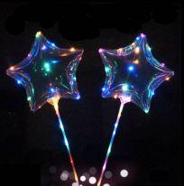 Светящийся led шар BOBO, звезда