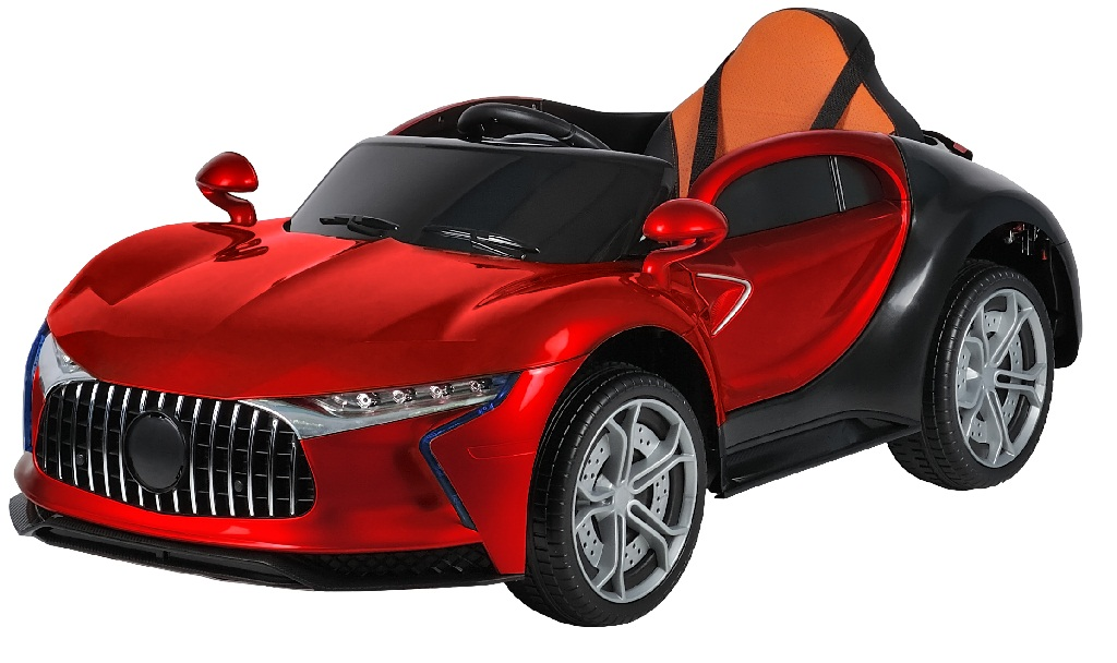 Электромобиль (NEW) TR-9009 красный/red