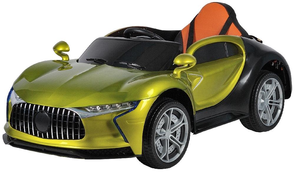 Электромобиль (NEW) TR-9009 зелёный / green