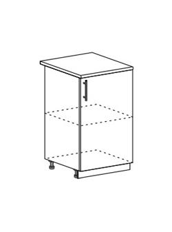 Шкаф нижний Юлия ШН 500