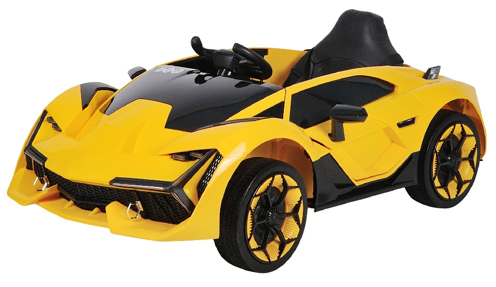 Электромобиль (NEW) JJ757 жёлтый/yellow