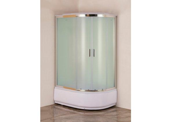 Душевая кабина Aquanet SC-1200Q-L 1200x800, рифленое стекло
