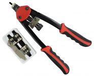 Заклепочник ручной резьбовой 325 мм (заклепки 5, 6, 8, 10 мм) | TVK-08072
