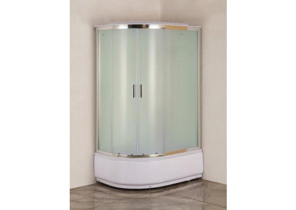 Душевая кабина Aquanet SC-1200Q-R 1200x800, рифленое стекло