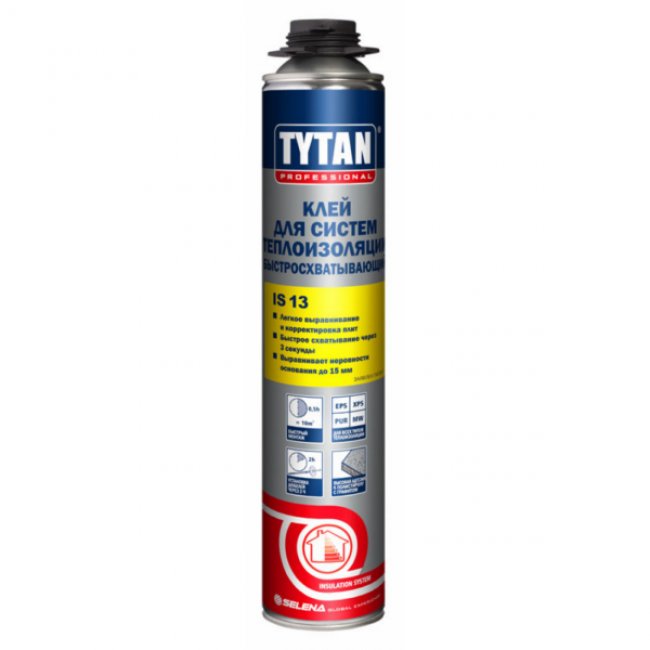 Пена клей Tytan Professional 750мл