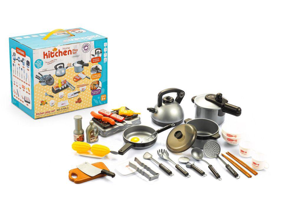 Аксессуары для детской кухни набор для барбекю HC487924