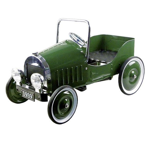 Машина на педалях Goki 14073