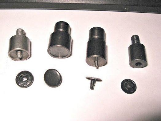 Насадки для кнопок Альфа 12,5 мм, 15 мм