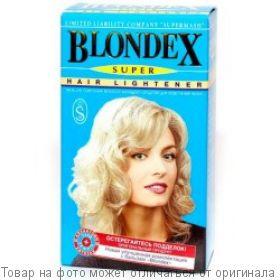 СУПЕРМАШ.Ср-во для осветления волос Блондекс-супер (в собр.виде и с бальзамом), шт