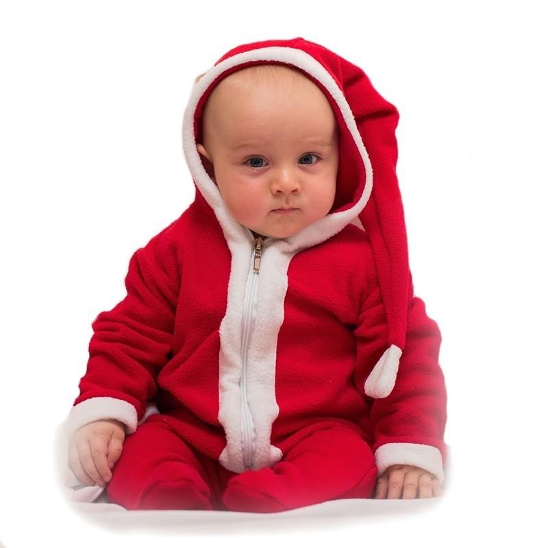 Костюм для малышей Санта Клаус
