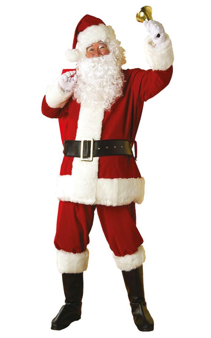 Костюм Добродушного Санта Клауса