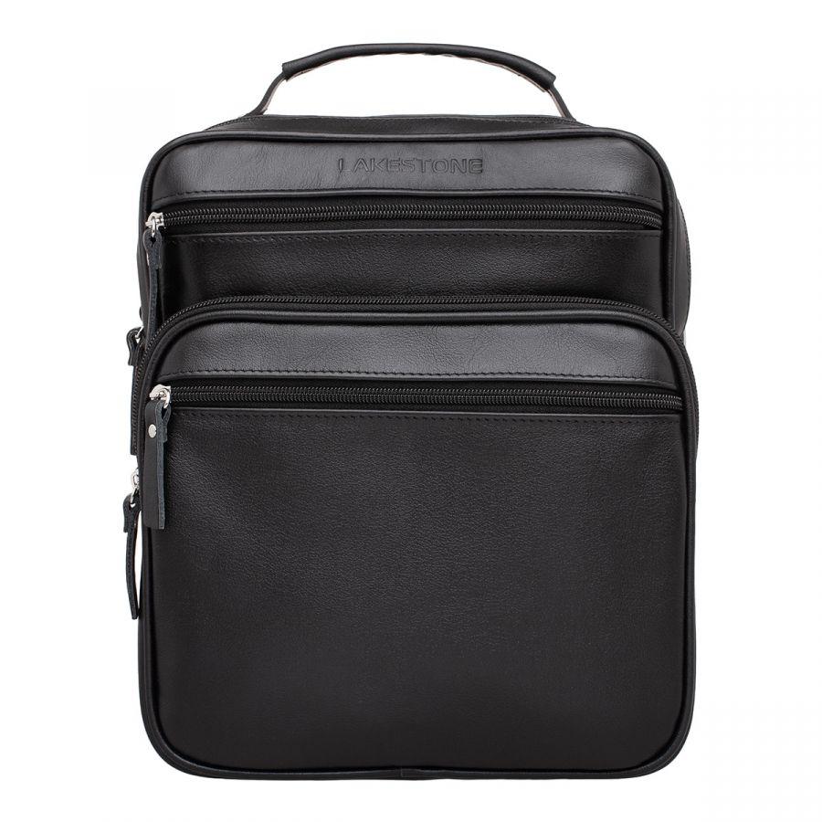 Мужская сумка через плечо Lakestone Handford Black