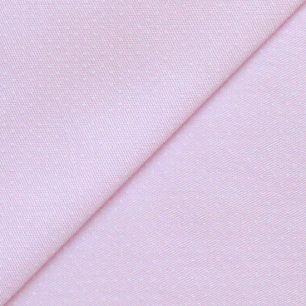 Хлопок - Белые точки на пастельном розовом 50х40