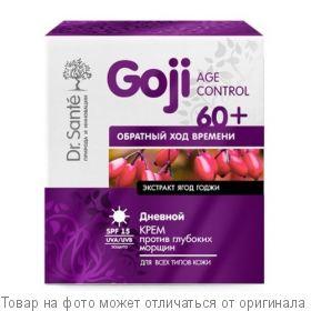 Dr.S Goji Age Contol 60+ Дневной крем против глубоких морщин, 50мл/12шт, шт