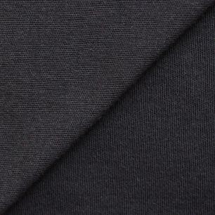 Лоскут трикотажной ткани Чёрный 50*30