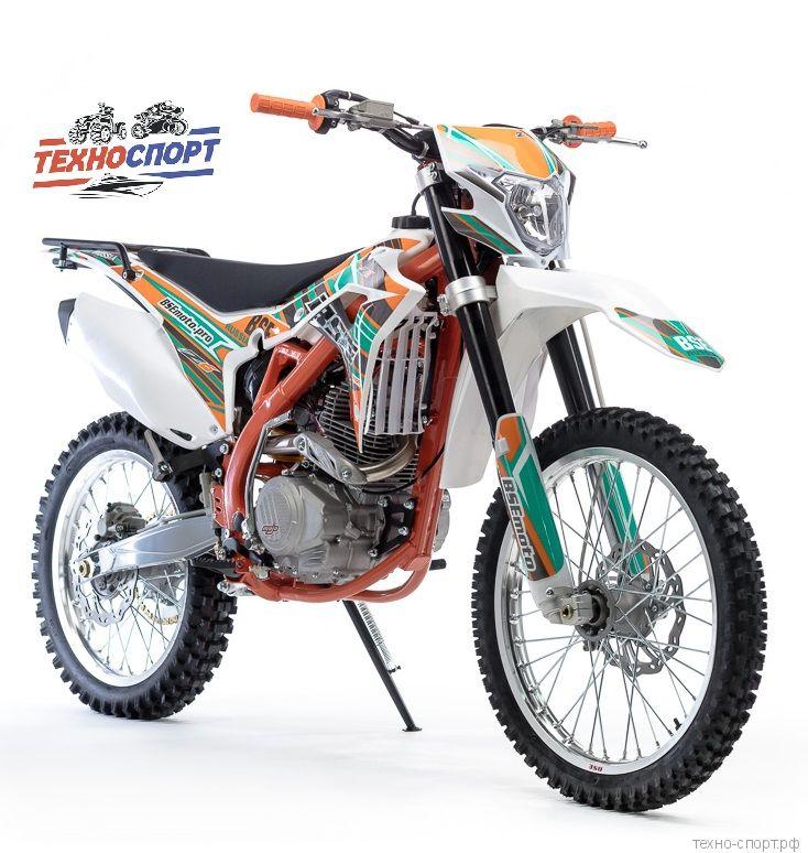 Мотоцикл BSE Z6