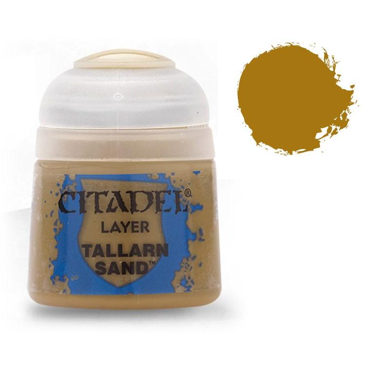 Стандартная краска Tallarn Sand 22-34