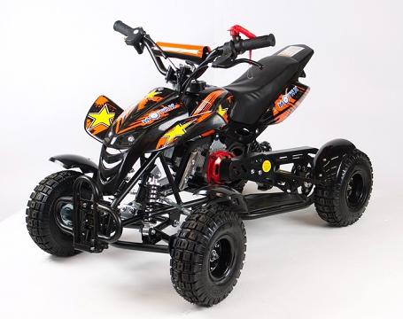Детский квадроцикл бензиновый Motax ATV H4 mini 50 cc