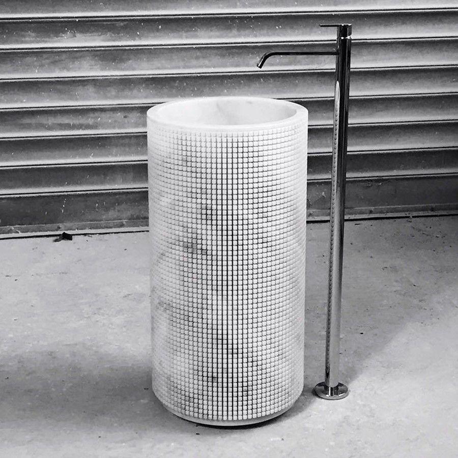Раковина Antonio Lupi Pixel Pixel 45х45