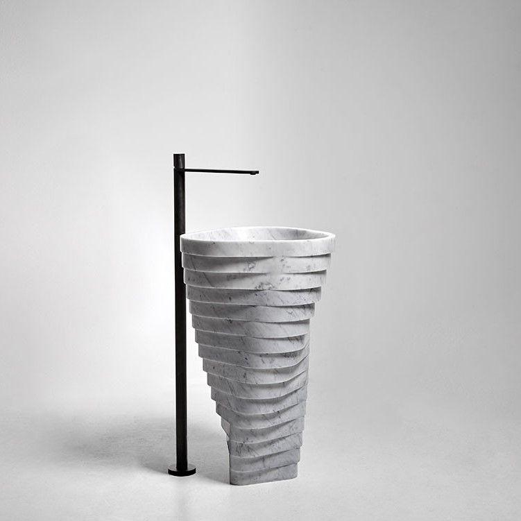 Раковина Antonio Lupi Vortice Vortice 52x49,5 ФОТО