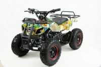 Детский квадроцикл бензиновый Motax ATV Grizlik X-16 (мех.)