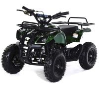 Детский квадроцикл бензиновый Motax ATV Grizlik X-16 (э/с)