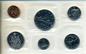 Канада набор 1972