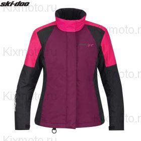 Куртка женская Ski-Doo Holeshot, Фиолетовая мод. 2021