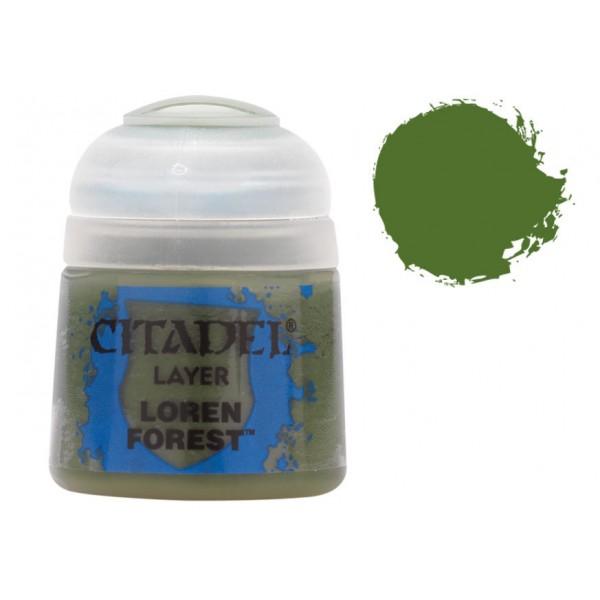 Стандартная краска Loren Forest 22-27