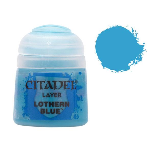 Стандартная краска Lothern Blue 22-18
