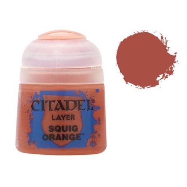 Стандартная краска Squig Orange 22-08