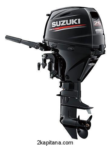 Лодочный мотор Suzuki DF 25 AS (Сузуки)