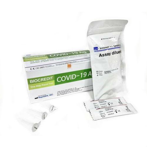 Набор реагентов BIOCREDIT COVID-19 Ag