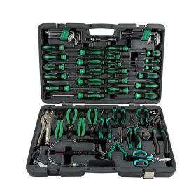 641015 Набор ручных инструментов 55 предметов GARWIN