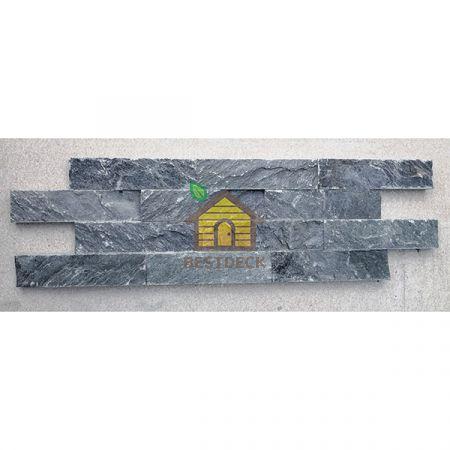 Плитка талькохлорита 200*50 мм Рваный камень