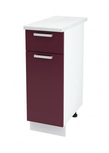 Шкаф нижний с ящиком Линда ШН1Я 300