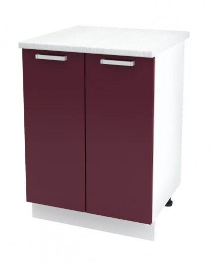 Шкаф нижний 2-х дверный с ящиками Линда ШН1Я 600