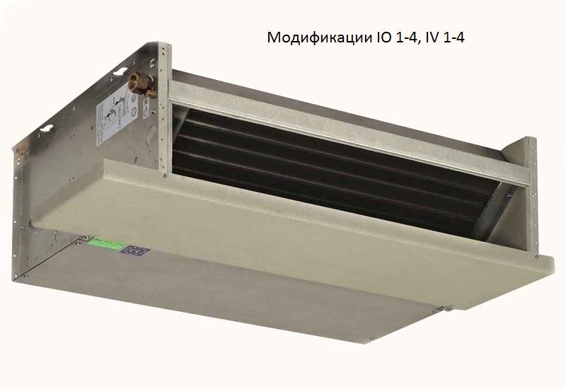 Канальный фанкойл ROYAL Clima VCT 12