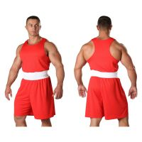 Форма боксёрская RSC BF BX 05 красная